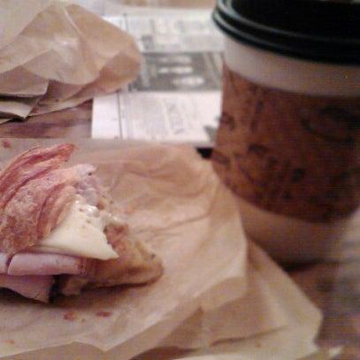 Photo taken at Bakery Nouveau by Jesse P. on 11/17/2012