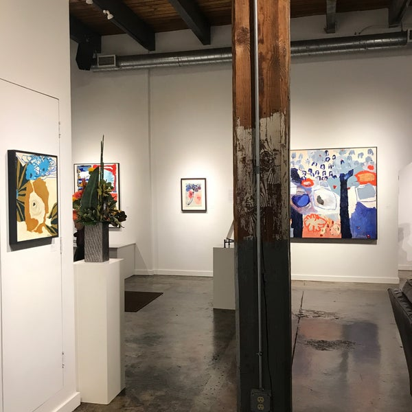 Photo taken at Blue Gallery by Amanda C. on 10/7/2017