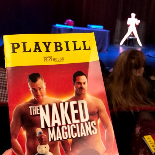 Снимок сделан в Broadway Playhouse пользователем Amanda C. 3/15/2017