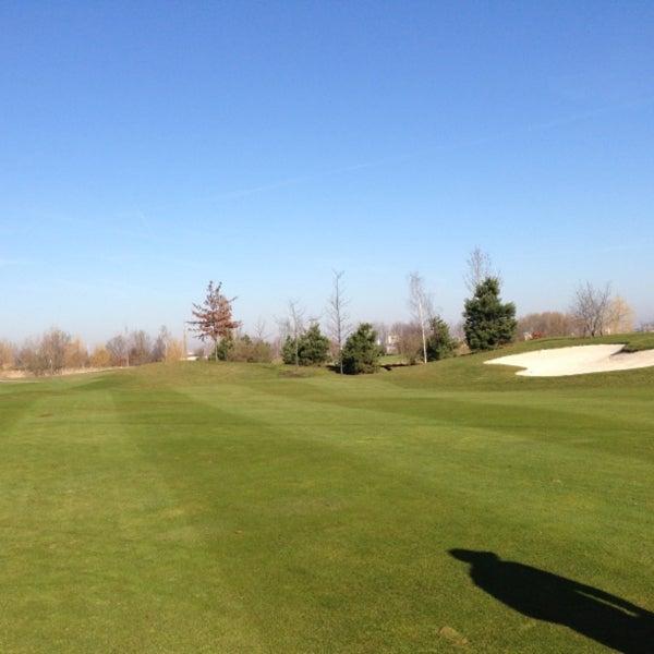 Photo taken at Golf Hostivař by Alan N. on 4/15/2013