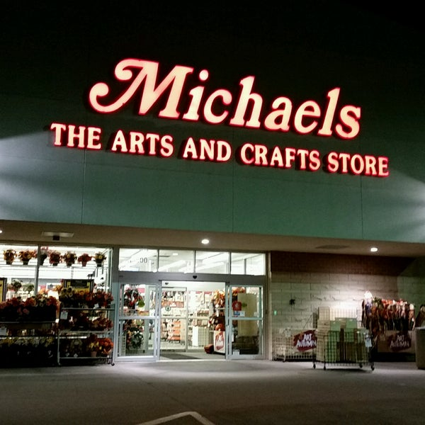 Michaels arts crafts store for Coupons michaels arts and crafts