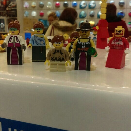 Photo taken at The LEGO Store by Psico N. on 2/7/2016