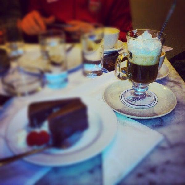 Das Foto wurde bei Café Daniel Moser von Art P. am 11/1/2012 aufgenommen