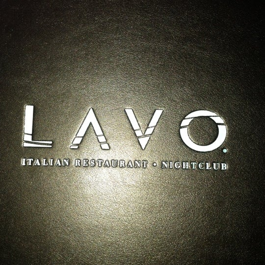 Photo taken at Lavo by Viviana V. on 10/7/2012