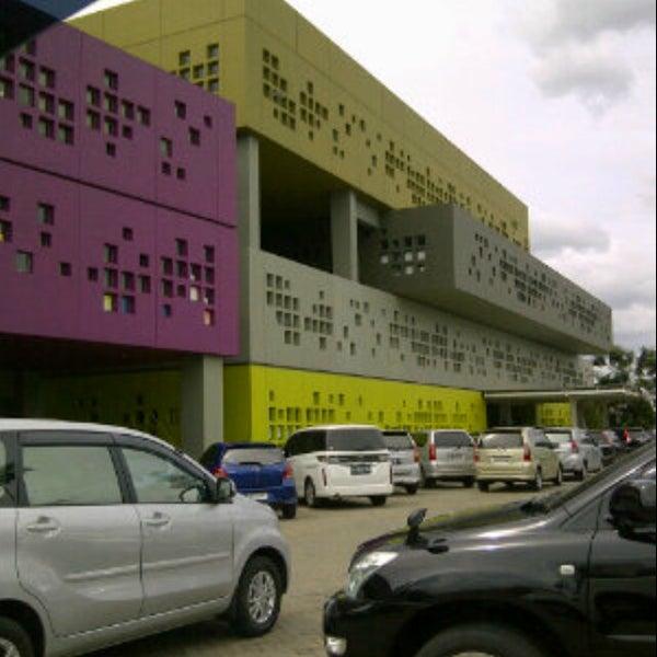 Photos At Parkiran Binus Serpong Jelupang