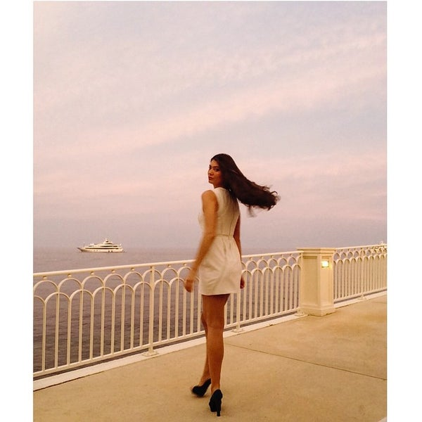 Photo taken at Monte-Carlo Country Club by Alexandra . on 9/3/2014