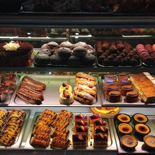 Photo taken at Almondine Bakery by Kingsley H. on 4/11/2013