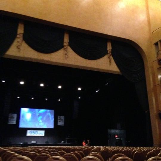 Photo taken at Hammerstein Ballroom by Jonny D. on 11/16/2012