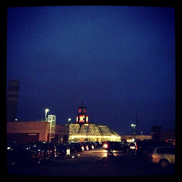 Photo taken at Wijnegem Shopping Center by Peter V. on 11/17/2012