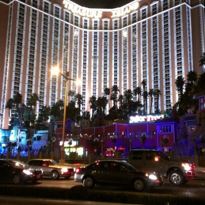 Photo taken at Treasure Island - TI Hotel & Casino by Bailey F. on 1/16/2013
