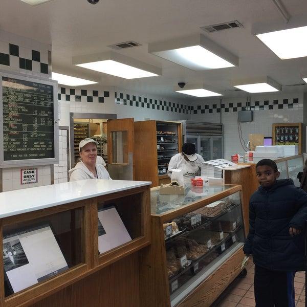 Photo taken at Long's Bakery by Erik R. on 1/9/2017