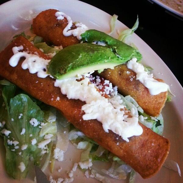 Photo taken at Tia Cori's Tacos by Christie H. on 3/2/2013