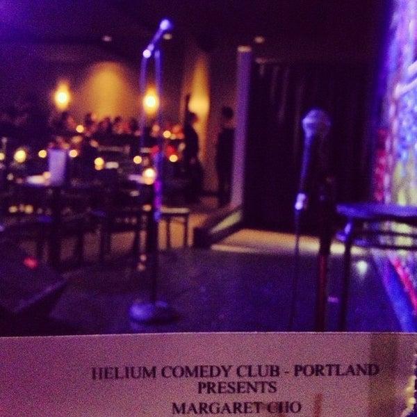 Helium comedy club hosford abernethy 1510 se 9th ave for Helium comedy club
