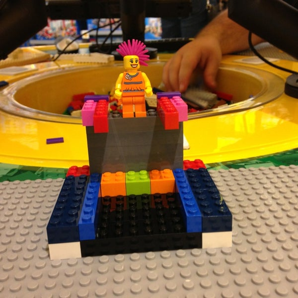Photo taken at The LEGO Store by Ashley A. on 6/24/2013