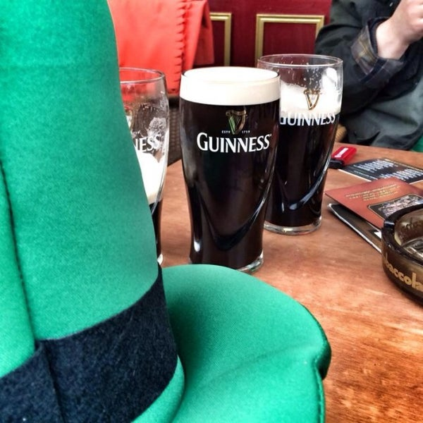 Foto tirada no(a) Fritzpatrick's Irish Pub por Stefan em 3/17/2014
