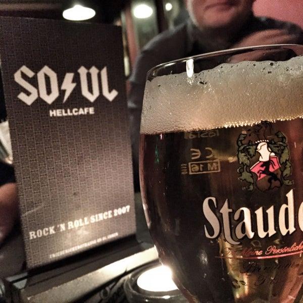 Foto scattata a Soul Hell Café da Stefan il 12/9/2017
