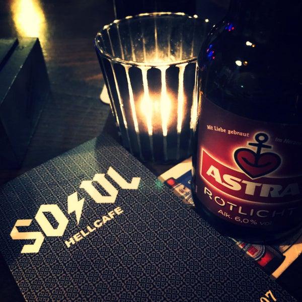 Das Foto wurde bei Soul Hell Café von Stefan am 12/22/2017 aufgenommen