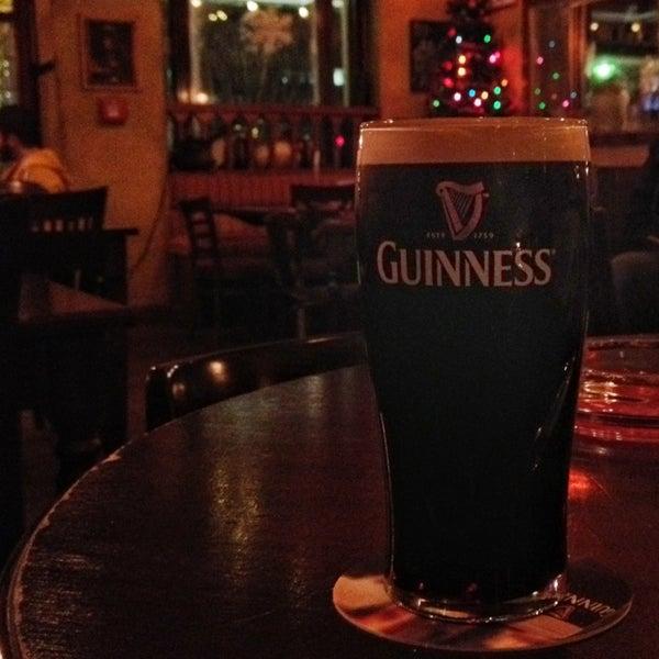 Foto tirada no(a) Fritzpatrick's Irish Pub por Stefan em 12/27/2012