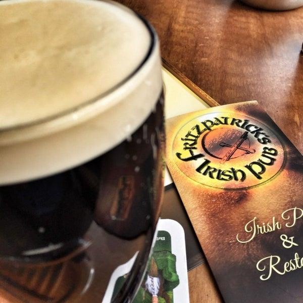 Foto tirada no(a) Fritzpatrick's Irish Pub por Stefan em 3/11/2017