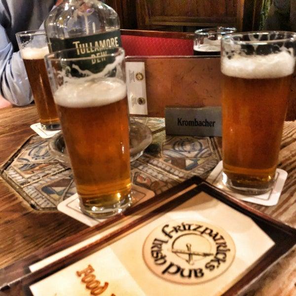Foto tirada no(a) Fritzpatrick's Irish Pub por Stefan em 1/14/2018