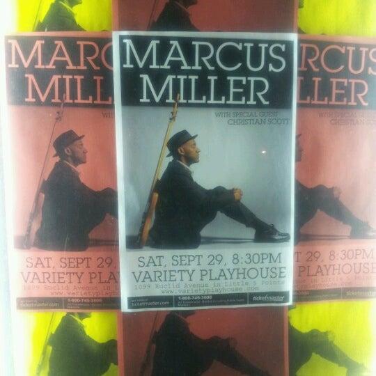 9/30/2012 tarihinde Henry H.ziyaretçi tarafından Variety Playhouse'de çekilen fotoğraf