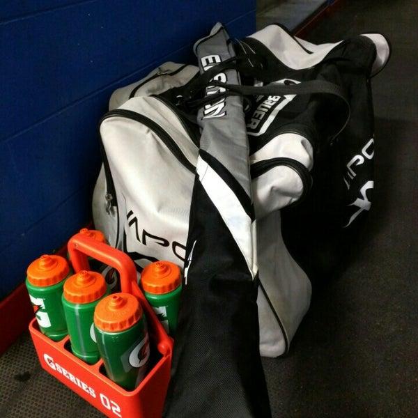 Photo taken at San Diego Ice Arena by Matt G. on 5/31/2015
