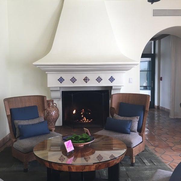 Photo taken at Ojai Valley Inn & Spa by Christine A. on 2/4/2017