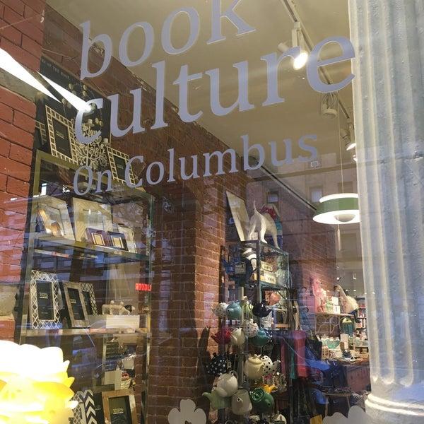 Снимок сделан в Book Culture пользователем Christine A. 11/19/2016