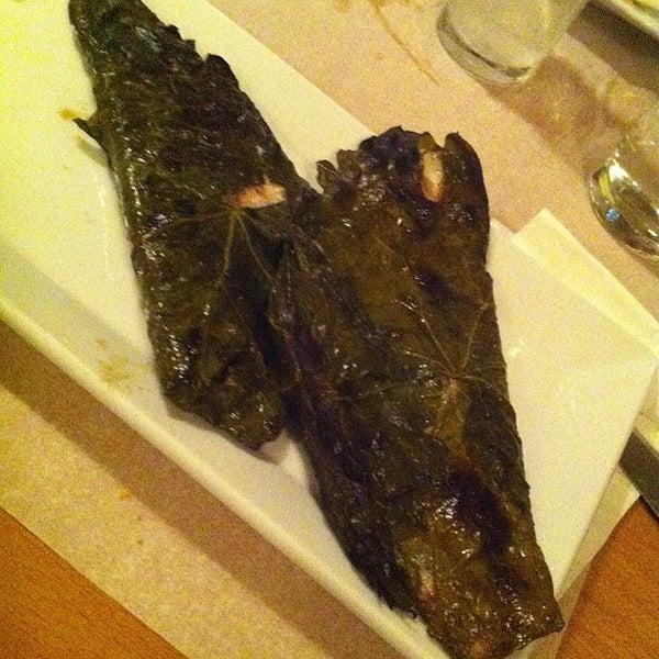 Photo taken at Sıdıka Meze Restoranı by Dila T. on 10/24/2012