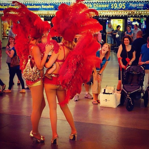 Photo taken at Fremont Street Experience by Mike S. on 4/30/2013