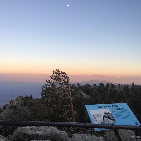 Photo taken at Lookout Lounge (Via Aerial Tram) by Matt K. on 8/15/2016