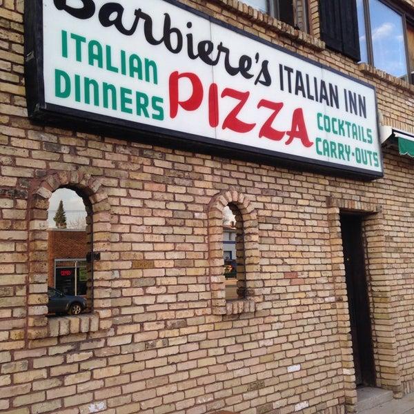 Photo taken at Balistreri's Italian American Ristorante by Ozzy on 4/10/2014