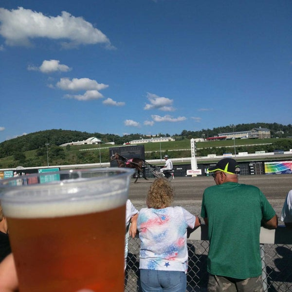 Photo taken at Meadows Racetrack & Casino by Ryan on 8/18/2017