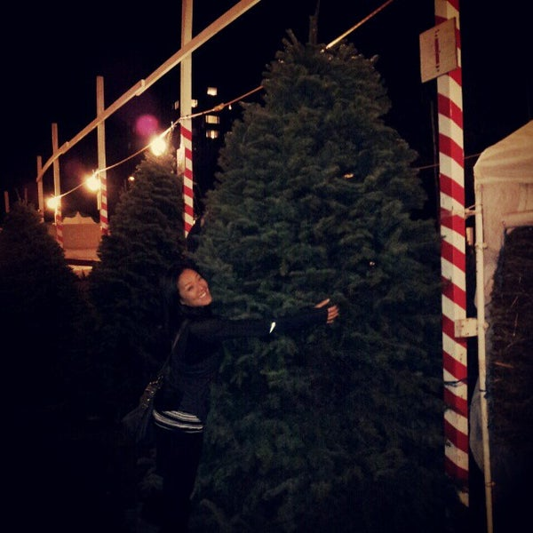 Photo taken at Clancy's Christmas Trees by Jeff Y. on 12/11/2012