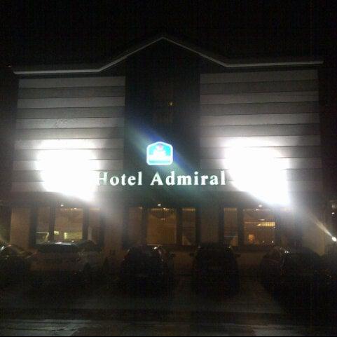 Foto scattata a Best Western Hotel Admiral da Samuele C. il 3/25/2013
