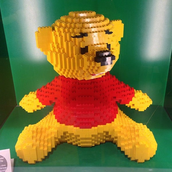 Photo taken at The LEGO Store by @jeffreydepp on 2/24/2013
