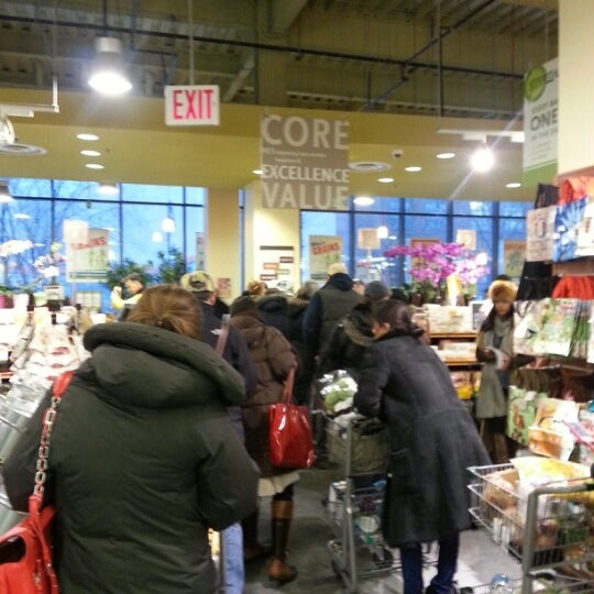 Photo taken at Whole Foods Market by Jack G. on 2/8/2013