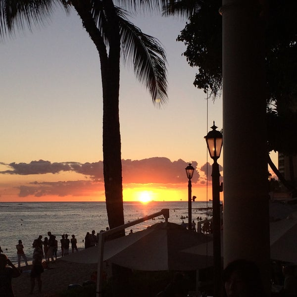 Beach House At The Moana Honolulu