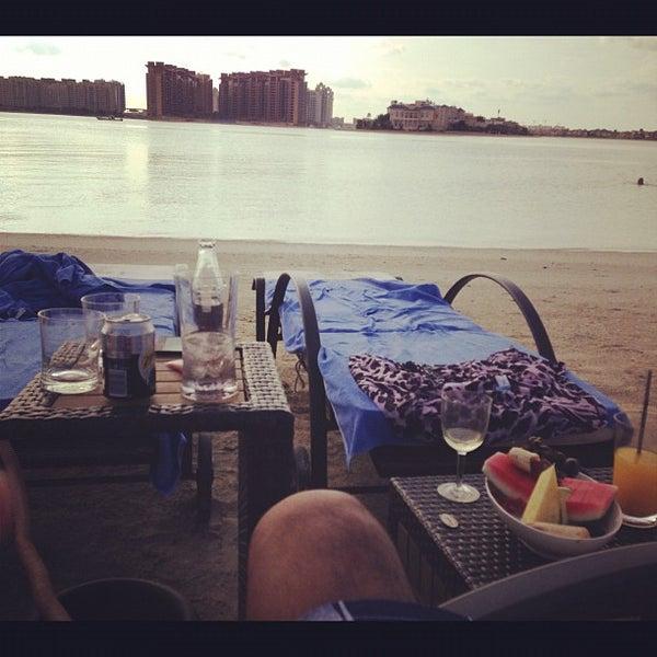 12/20/2012 tarihinde Ann G.ziyaretçi tarafından Rixos The Palm Dubai'de çekilen fotoğraf