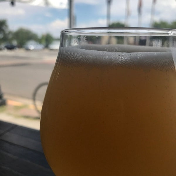 Photo taken at Joyride Brewing Company by Laura Beth A. on 7/23/2017