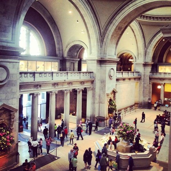 Photo taken at Metropolitan Museum of Art by Ksusha S. on 5/27/2013