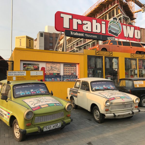 Das Foto wurde bei Trabi-Safari / Trabi-World von Brian S. am 3/5/2018 aufgenommen