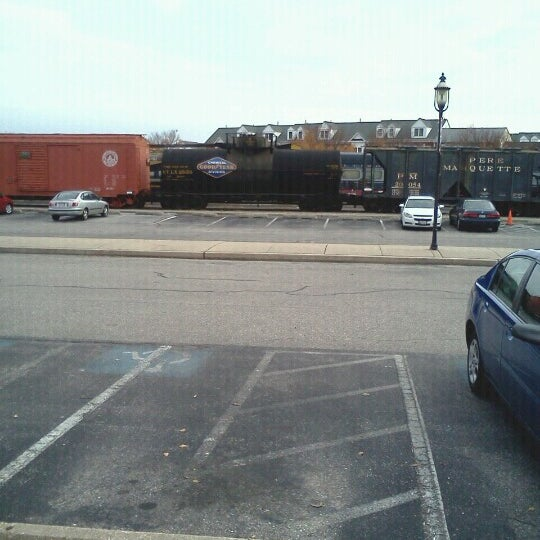 Photo taken at B & O Railroad Museum by Jey Mr'Classic A. on 11/15/2012
