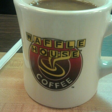 Photo taken at Waffle House by Christopher W. on 9/21/2012
