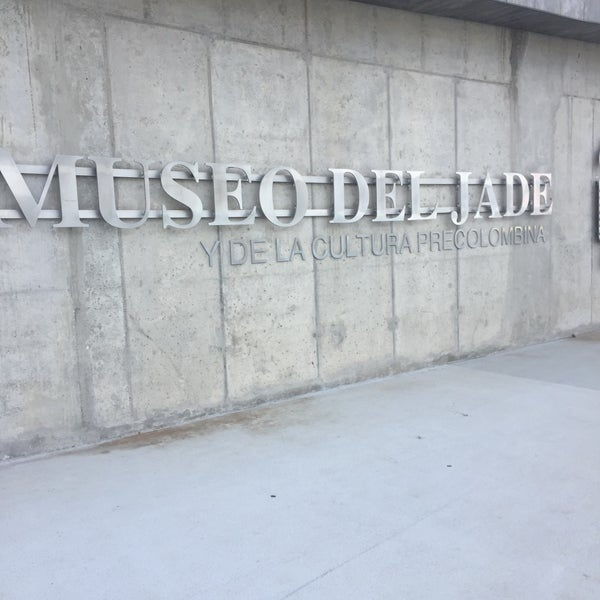 Photo taken at Museo de Jade by Ro D. on 12/7/2017