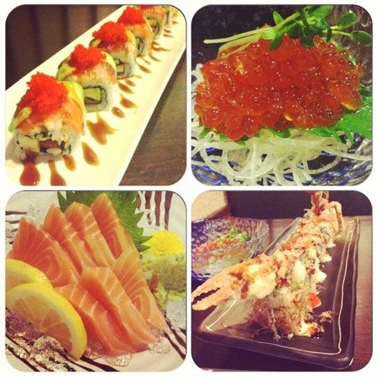 Photo taken at Hyotan Japanese Restaurant by Nic P on 10/21/2012