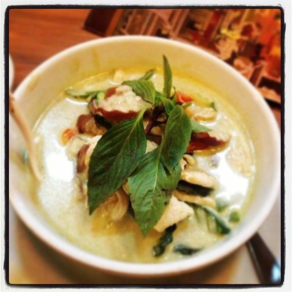 Sukho Thai Restaurant Menu