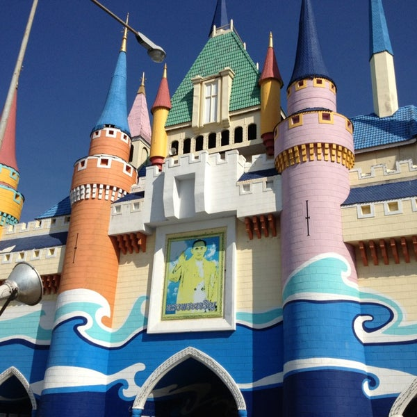 Photo taken at Siam Park City by Orca T. on 12/29/2012