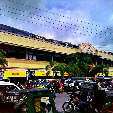 Photo taken at Legazpi Public Market by Ton F. on 9/20/2013