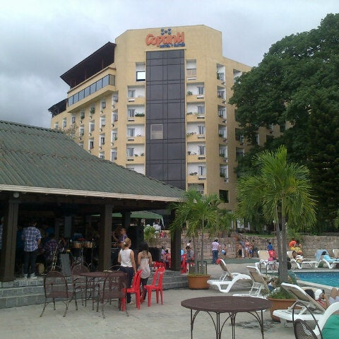 Photo taken at Hotel Copantl by Mario V. on 6/16/2013